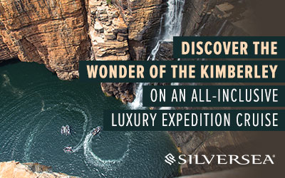 Silversea - Discover the Kimberley