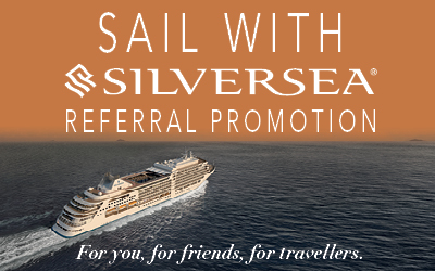 Silversea - Sail Referral Promotion