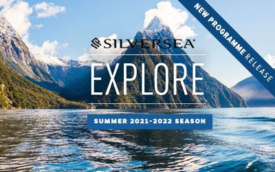 Silversea - New Summer Season 21/22
