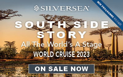 Silversea - World Cruise 2023