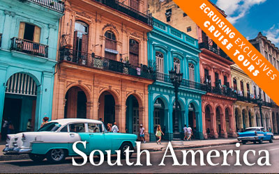 Exclusive Cruise Tours - South America