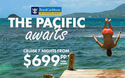 The Pacific Awaits Sale