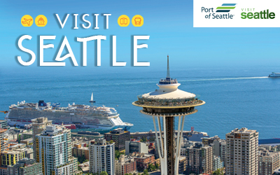 Visit Seattle - Explore with ecruising