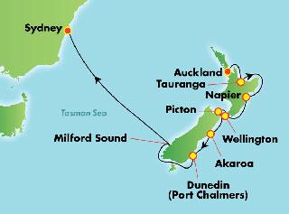 Kiwi Adventure