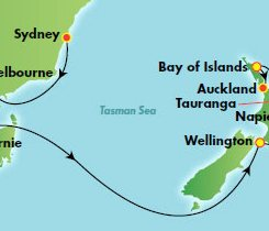 Journey Across the Tasman