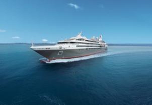 Ocean Voyage : Callao - Valparaiso