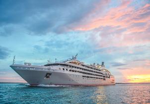 Ocean Voyage: Lisbon- Montevideo