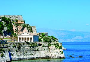 Along The Dalmatian And Greek Shores