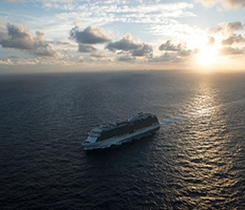 Brisbane, Queensland, Australia roundtrip cruise