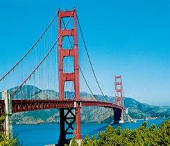 Golden Gate to Sydney Harbour