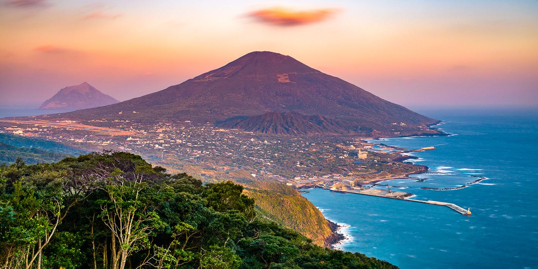 Exploring Ogasawara Islands