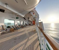 London (Southampton), UK roundtrip cruise
