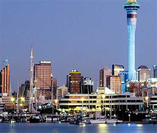 Grandeur Of New Zealand