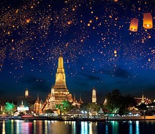 Vietnam & Thailand Happy Holiday Season