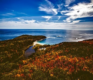 Canada & New England Fall Foilage