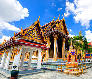 Borneo, Vietnam & Thailand