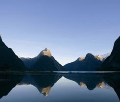 New Zealand's Bays, Sounds & Fjords