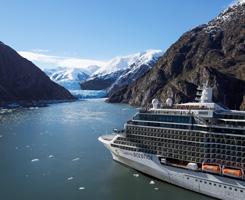 Alaska Tracy Arm Fjord Cruise