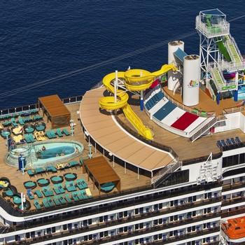 Sydney, Australia roundtrip cruise