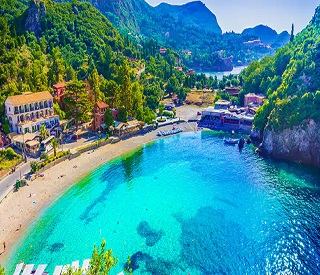 Old Charms of the Mediterranean