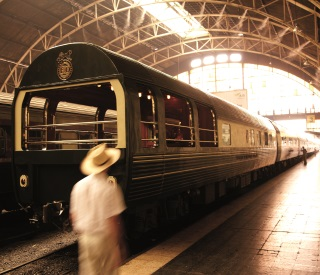 RAIL & SAIL: Fabled Journey through the Exotic East