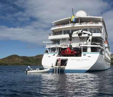 Crystal Yachting Christmas
