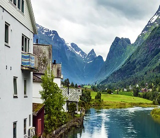 Spectacular Views and Deepest Fjords