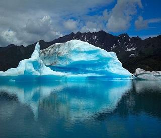 Snowy White Alaska!