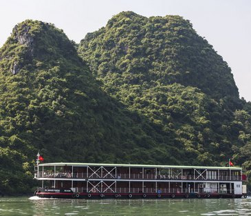 Halong Bay And Red River