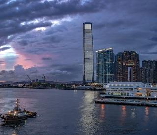 Far East Asia & the Australian Coast