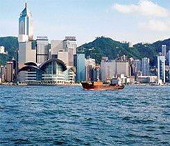 QE Sydney to Hong Kong