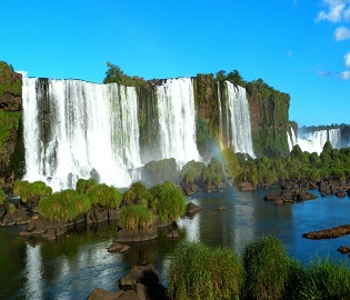 Antarctic Encounters & Iguazu Falls