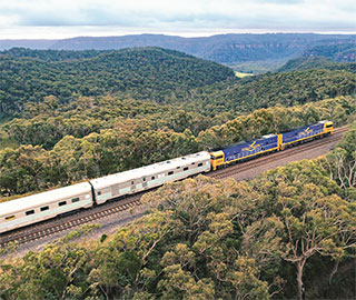 RAIL & SAIL: The Australian Christmas & New Year Pursuit