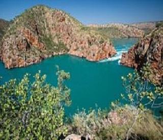 Twisting Coastlines of the Kimberley