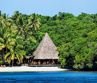 Wander the South Pacific