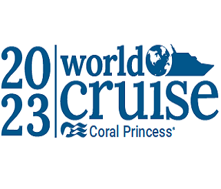 2023 World Cruise from Brisbane