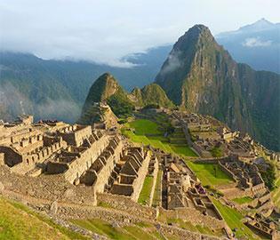 Machu Picchu, Antarctica & Iguazu Extravaganza