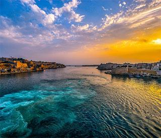 Vibrant Mediterranean