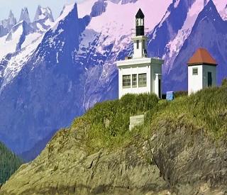 Alaska - The Glacier Frontier