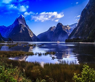 New Zealand's Natural Beauty