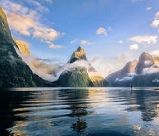 Tranquil Waters of New Zealand