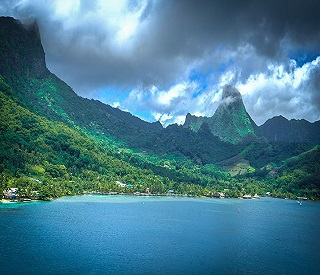 Picturesque French Polynesia