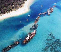 Moreton Island Break