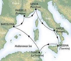 November Meraviglia Mediterranean