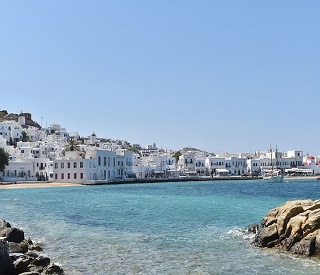 Charms of the Greek Isles & Eastern Med