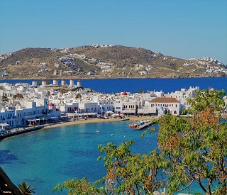 Greek Islands Autumn