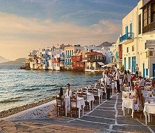 Idyllic Italy & Greek Islands