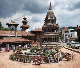 Kathmandu, Garden City & Australia's Bottom End