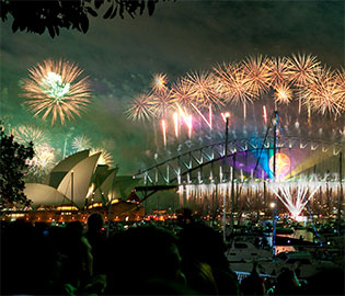 Outback Adventure & New Year's In Sydney