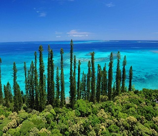 Adventure Time in New Caledonia